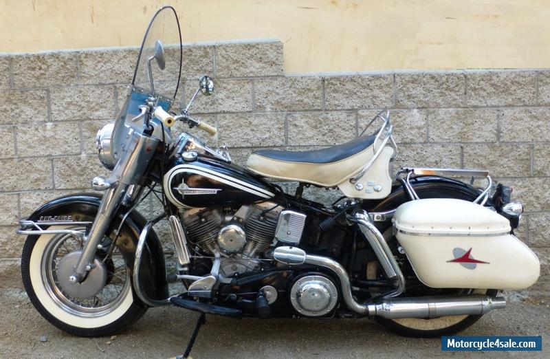 1961 Harley-davidson PANHEAD for Sale in United States