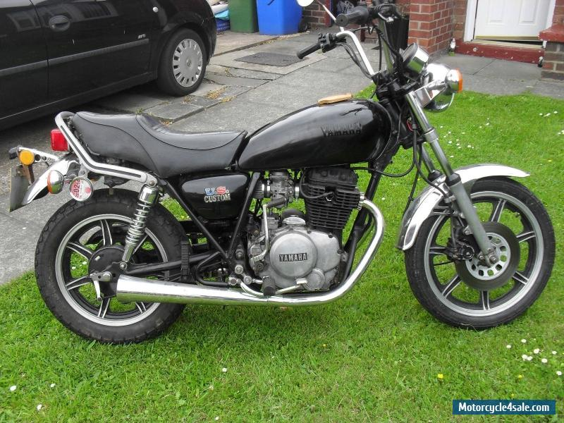 1980 yamaha us custom for sale in united kingdom for Garage yamaha scooter