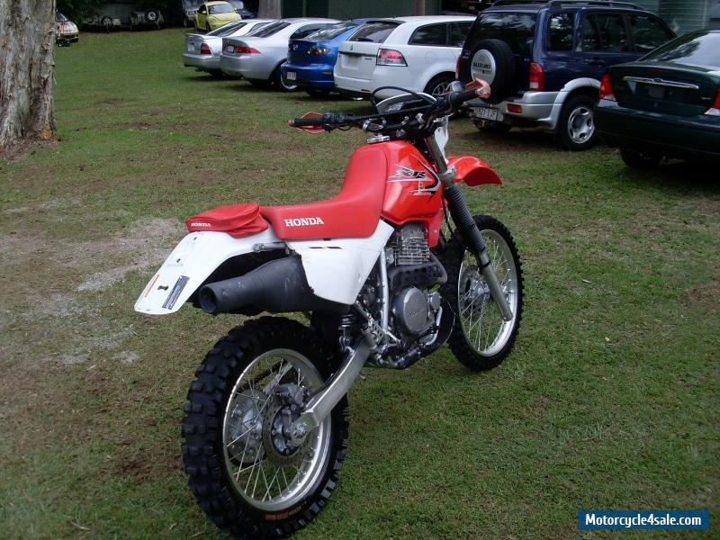 Honda xr650l for Sale in Australia