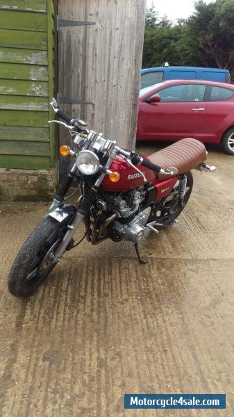 1977 Suzuki GS750 for Sale in United Kingdom