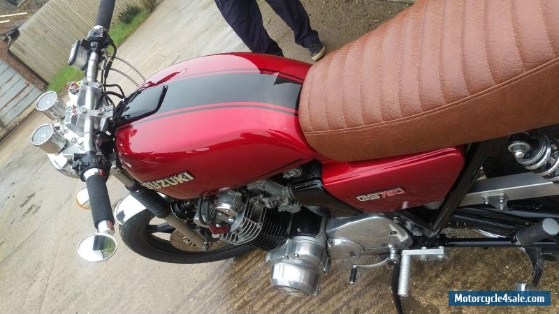 ... 1977 Suzuki GS750 Cafe Racer GT KH CB RD for Sale