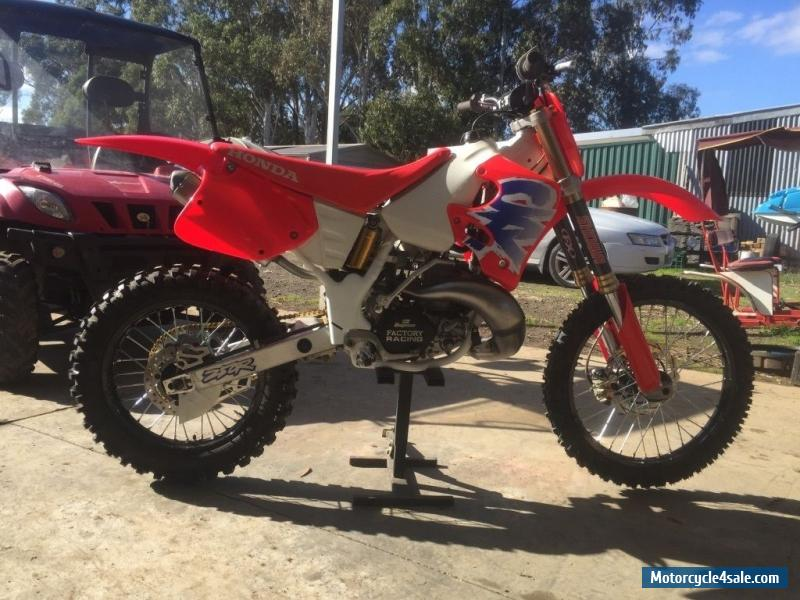 Honda Parts Cheap >> Honda Cr250r for Sale in Australia