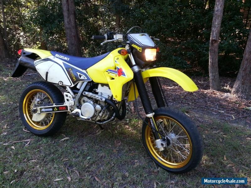suzuki drz 400 e for sale in australia. Black Bedroom Furniture Sets. Home Design Ideas