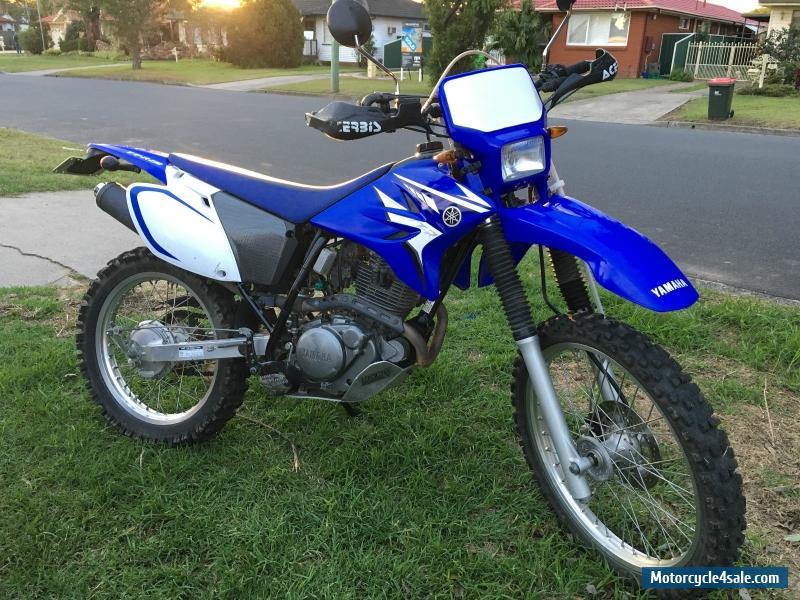 Yamaha ttr 230 for sale