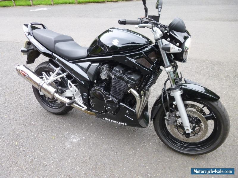 2005 suzuki gsf 650 n bandit for sale in united kingdom. Black Bedroom Furniture Sets. Home Design Ideas