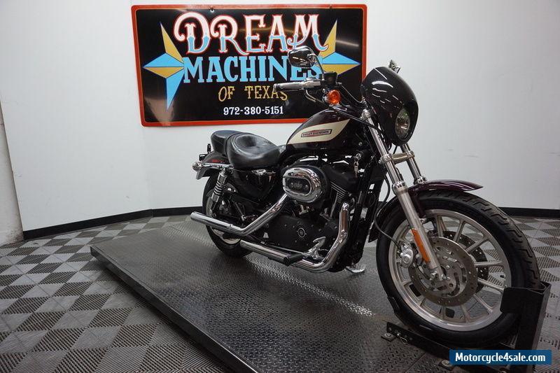 2006 Harley-davidson Sportster for Sale in Canada
