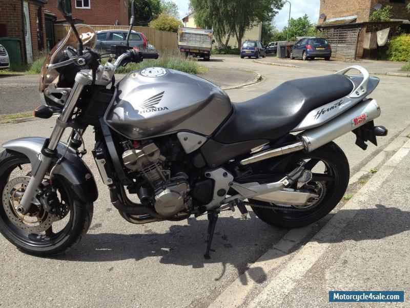 Honda CB900F Hornet (2001-2007) • For Sale • Price Guide