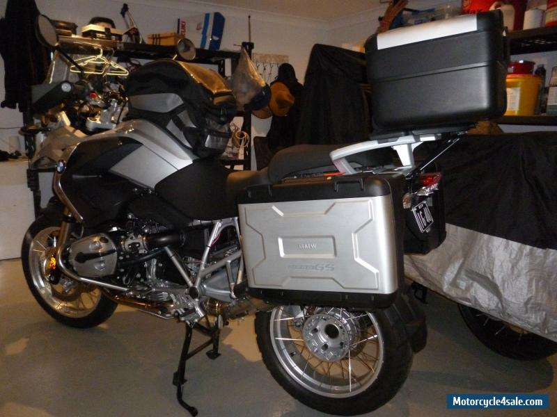 bmw r 1200 gs 2008 for sale in australia. Black Bedroom Furniture Sets. Home Design Ideas