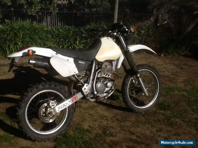 honda xr 400 r for sale in australia. Black Bedroom Furniture Sets. Home Design Ideas