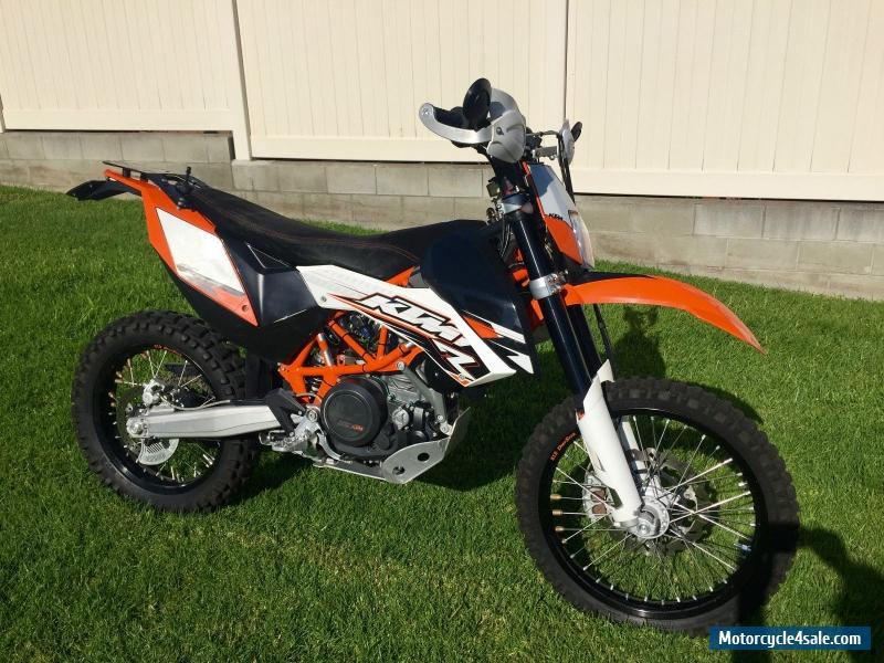 2011 ktm 690 enduro r for sale in canada. Black Bedroom Furniture Sets. Home Design Ideas