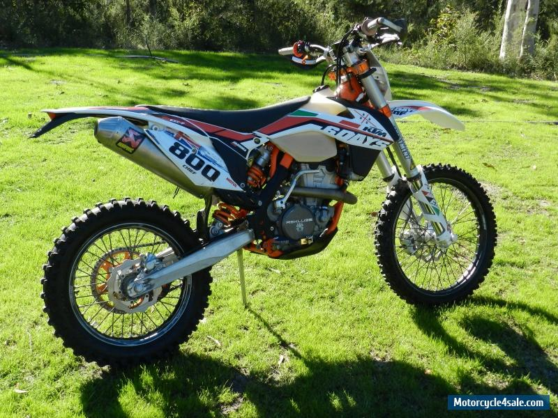 Used  Ktm  Exc F For Sale