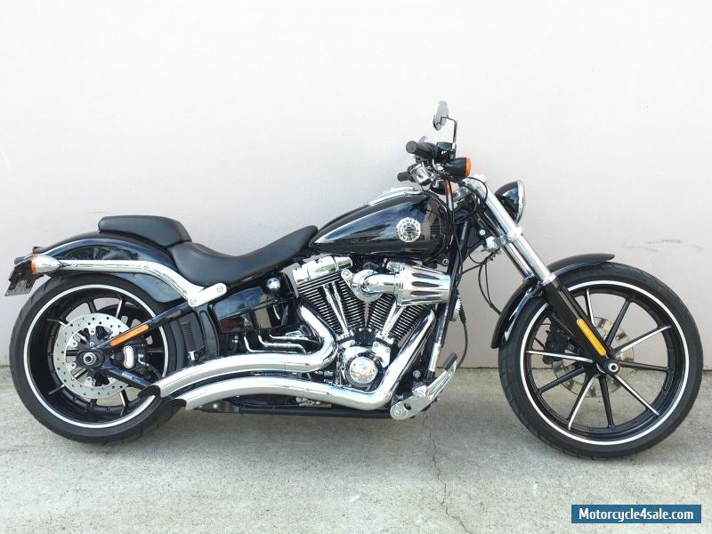 Harley Davidson Fxsb Breakout For Sale