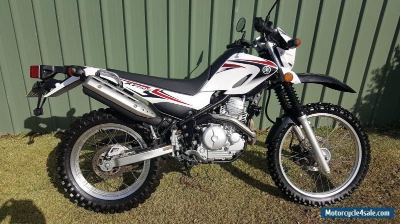Yamaha 2010 XT250 for Sale in Australia