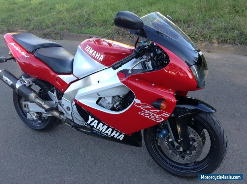 Yamaha Thunderace For Sale Ebay