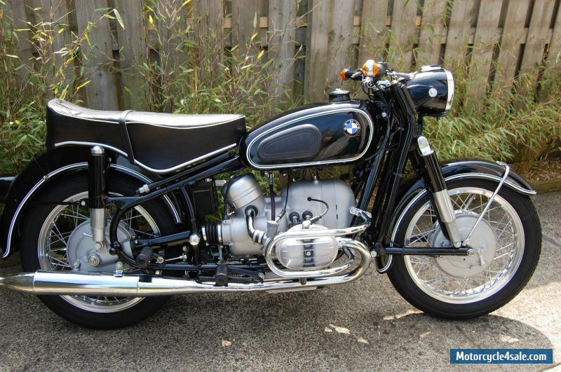 1965 Bmw R60 2 For Sale In Canada