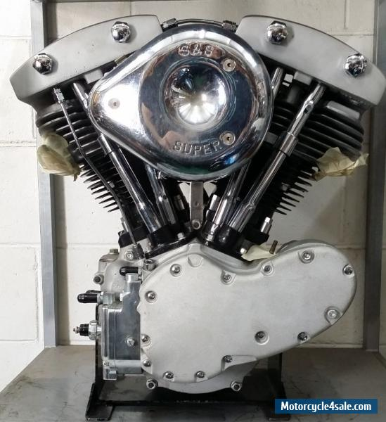 Harley davidson shovelhead for sale in australia for Reconditioned motors for sale