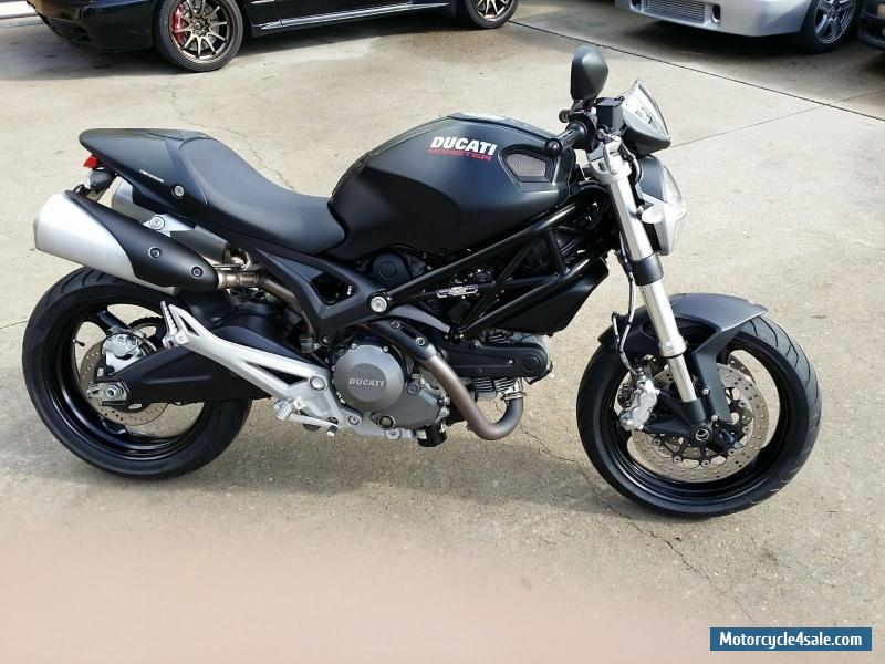 Ducati Monster Price Australia