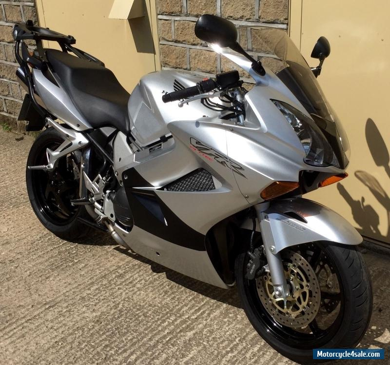 2002 honda vfr 800f 2 for sale in united kingdom. Black Bedroom Furniture Sets. Home Design Ideas