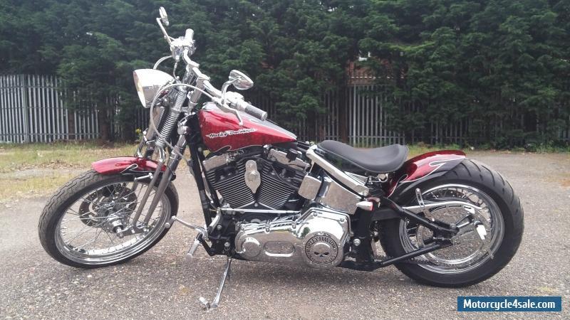 2003 Harley Davidson Softail For Sale In United Kingdom