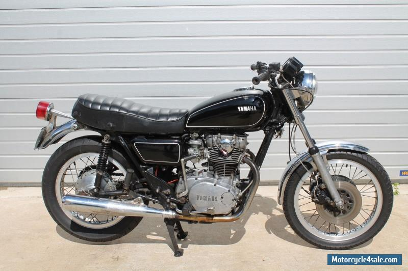 Yamaha Xs For Sale Ebay Uk