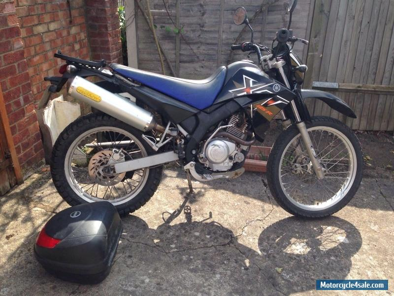 2007 yamaha xt 125r for sale in united kingdom yamaha sr 125 fuse box #7