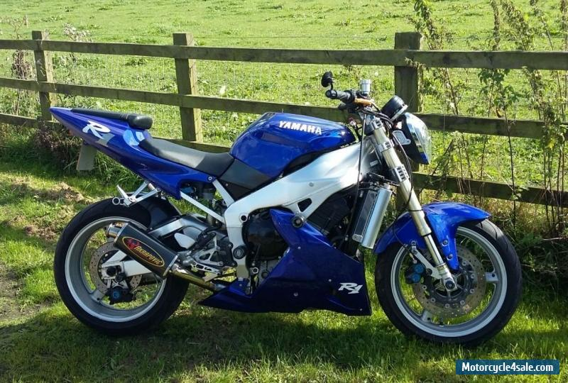 1998 Yamaha R1 For Sale In United Kingdom