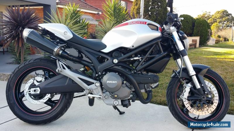 2012 Ducati monster 659 abs (Lams) for sale