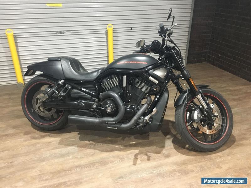 Buy 2012 Harley Davidson Vrscdx: Harley-davidson VRSCDX For Sale In Australia
