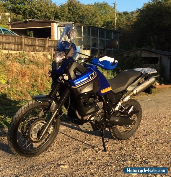 2014 yamaha xt660z for sale in united kingdom. Black Bedroom Furniture Sets. Home Design Ideas