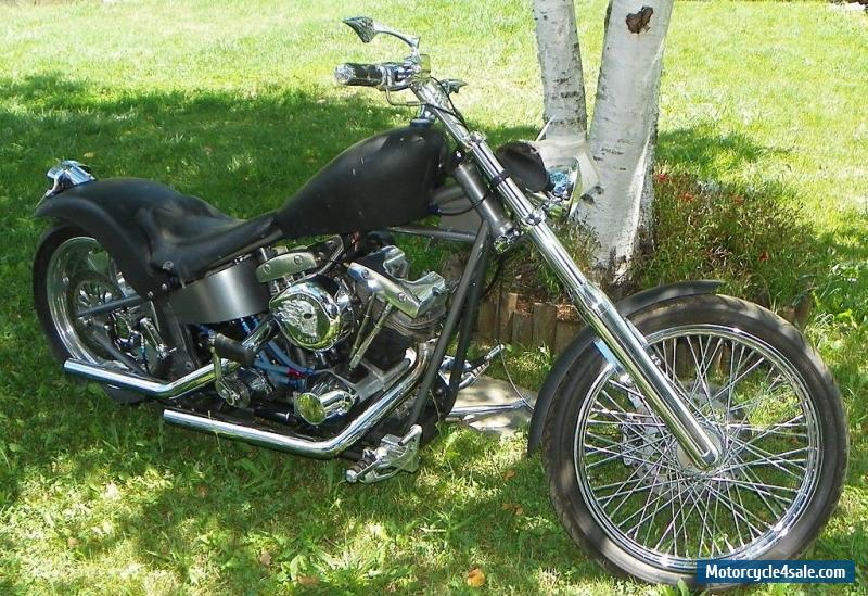 1978 Harley-davidson Softail for Sale in United States