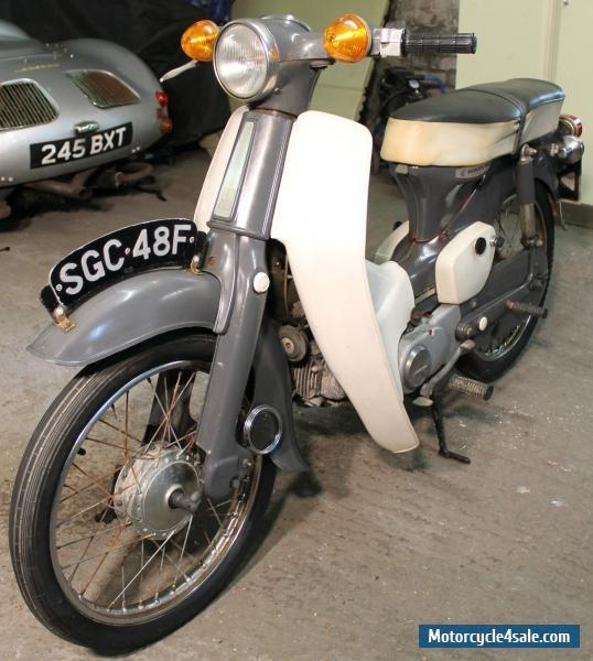 1967 Honda C50 Cub For Sale In United Kingdom