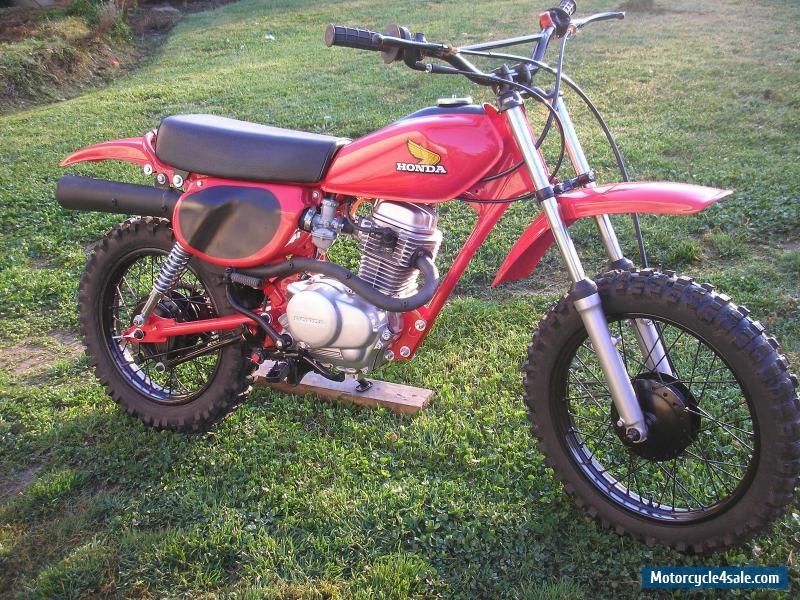 Honda XR80 for Sale in Australia