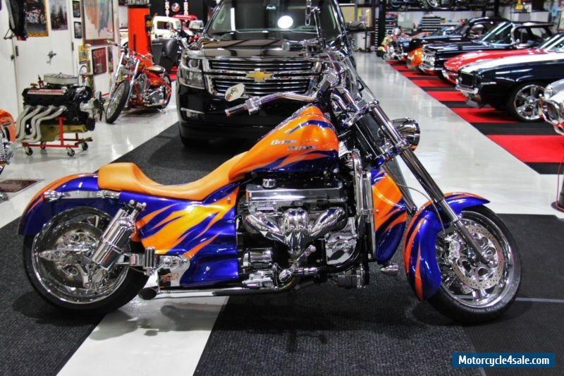 2007 Boss Hoss Super Sport For Sale In Canada
