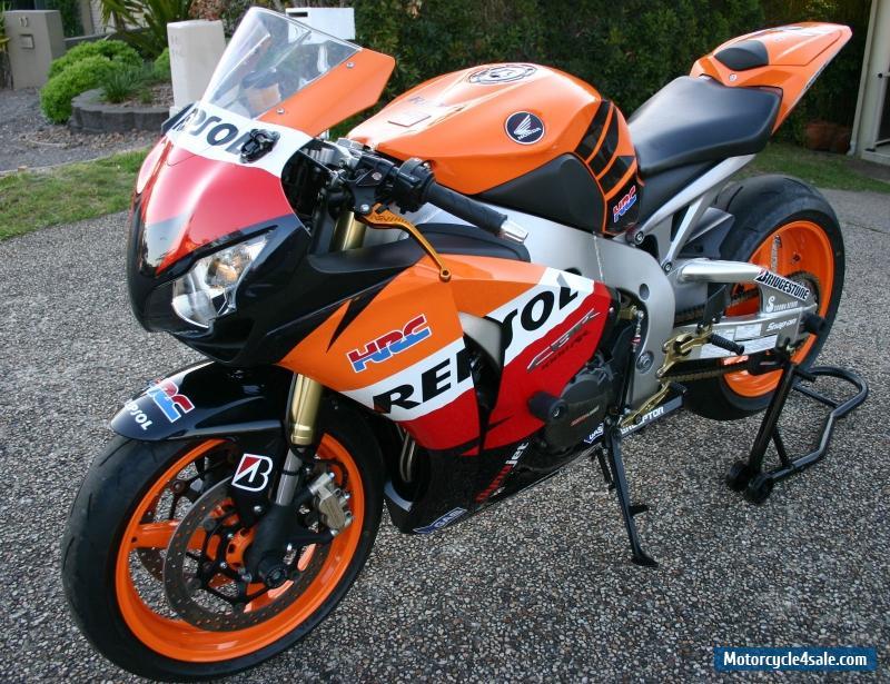 Honda Cbr1000rr For Sale In Australia