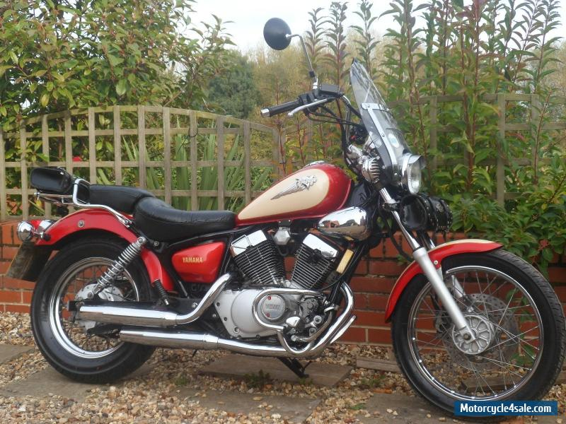 2000 yamaha yamaha xv250s xvs virago for sale in united. Black Bedroom Furniture Sets. Home Design Ideas