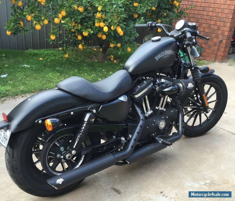 Harley-davidson Iron 883 For Sale In Australia