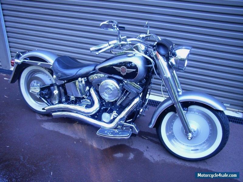 Harley Davidson Fatboy Manual