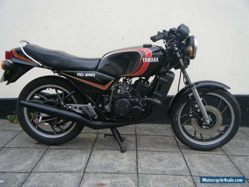 1985 yamaha rd250lc for sale in united kingdom for Yamaha 250 scrambler for sale