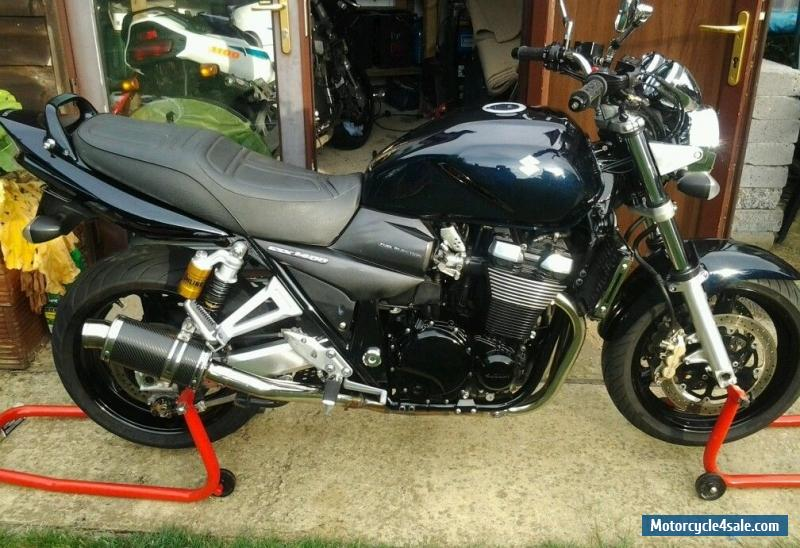 2005 suzuki gsx 1400 k5 for sale in united kingdom. Black Bedroom Furniture Sets. Home Design Ideas