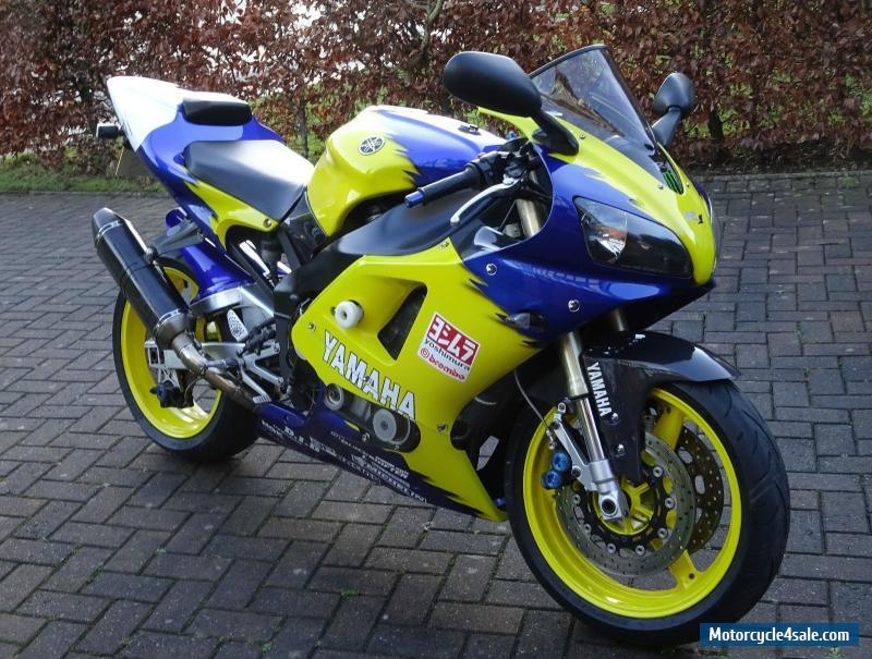 1999 Yamaha Yzf R1 For Sale In United Kingdom