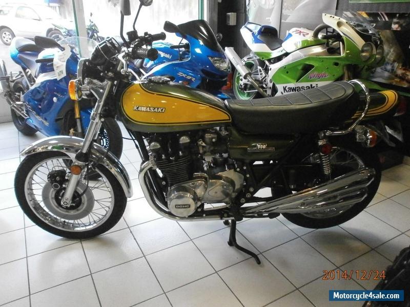 1973 Kawasaki Z1 for Sale in United Kingdom