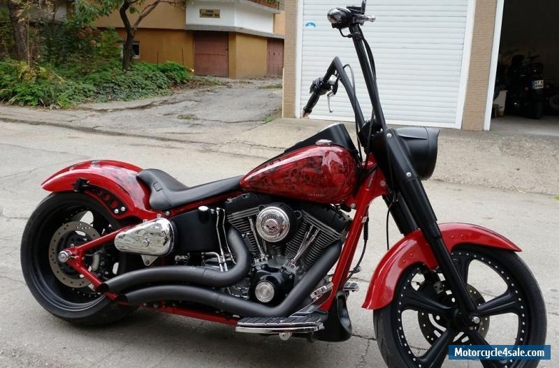 2005 Harley Davidson Fat Boy For Sale In United Kingdom