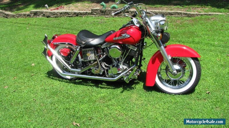 1983 Harley-davidson shovelhead for Sale in United States