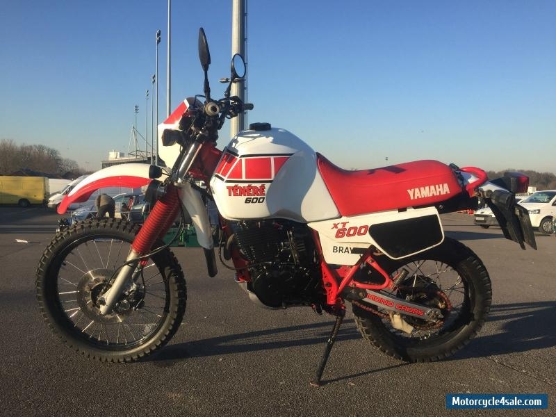 1984 yamaha xt for sale in united kingdom