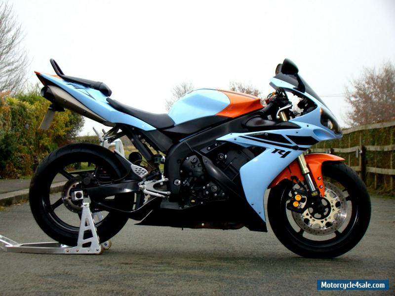 2005 yamaha r1 for sale in united kingdom. Black Bedroom Furniture Sets. Home Design Ideas