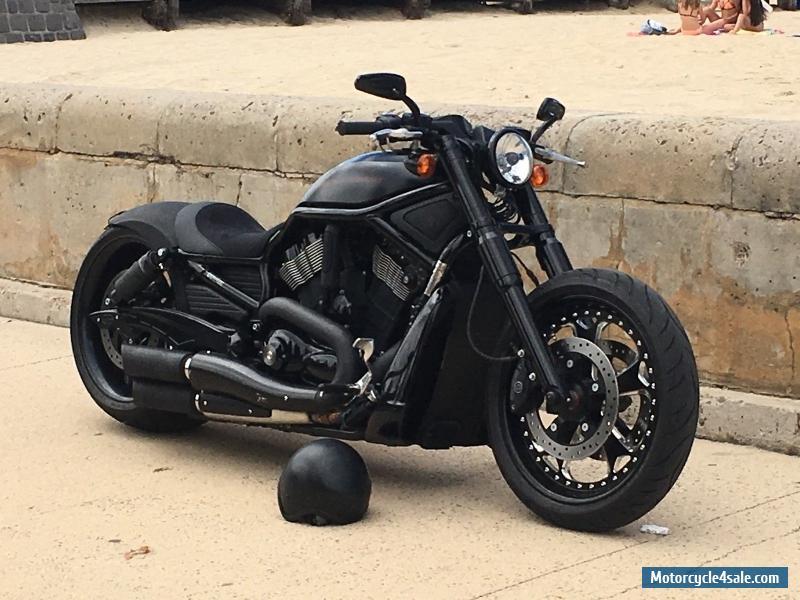 Harley Davidson V Rod Bike Price
