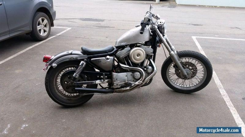 Harley Davidson Sportster For Sale In Australia border=