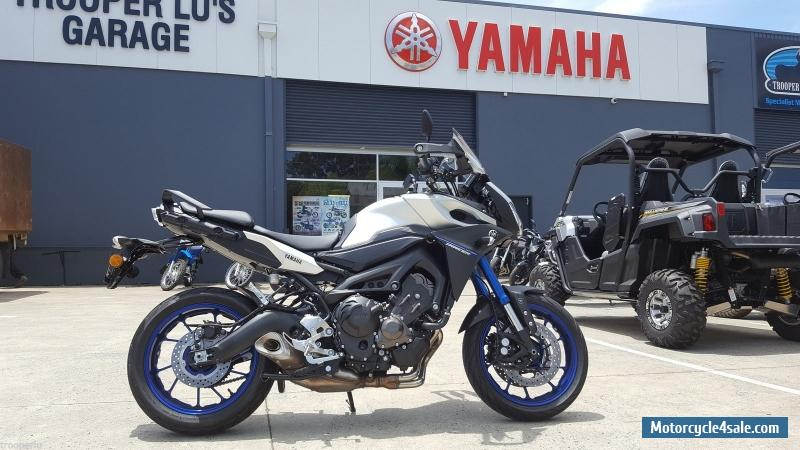 Yamaha mt09 tracer for sale in australia for Yamaha motorcycle warranty