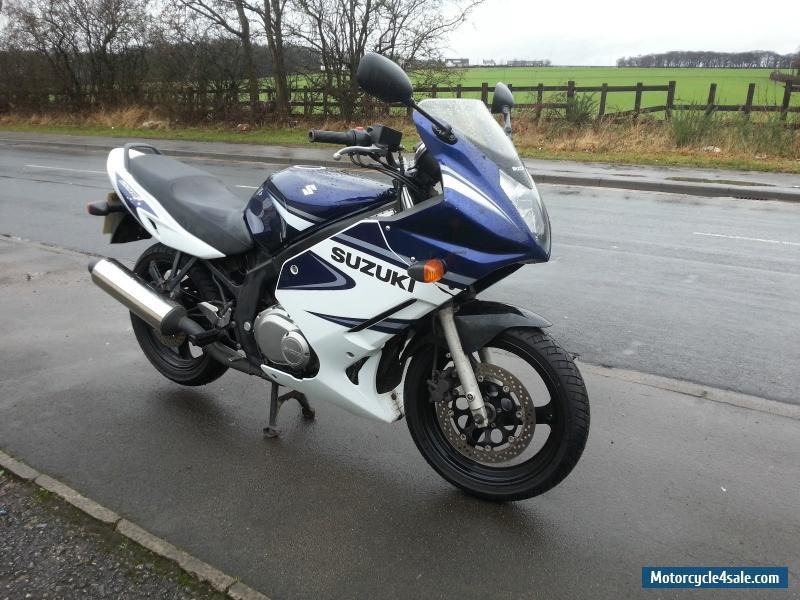 2006 Suzuki GS500F Sportbike for sale on 2040-motos