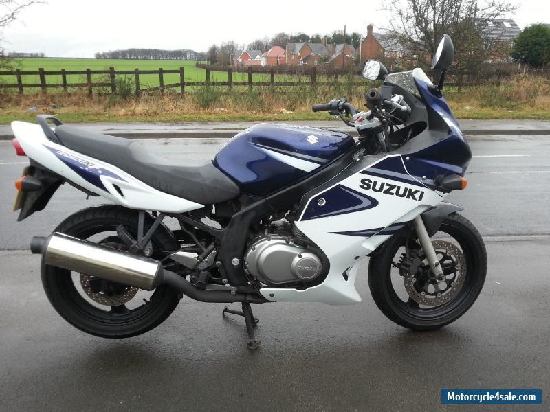 2006 Suzuki GS500F Sportbike for sale on 2040motos